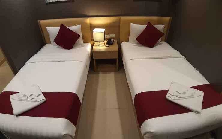 Pratunam19 Hotel Bangkok - Superior Twin Room (No Window)