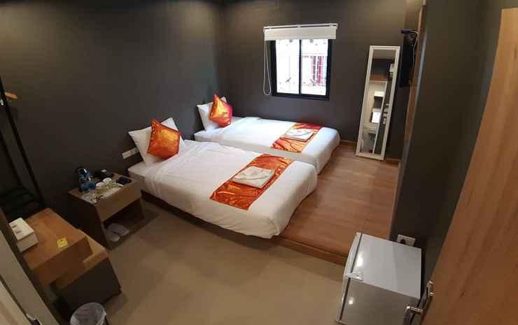 Pratunam19 Hotel Bangkok - Deluxe Twin Room (With Window)