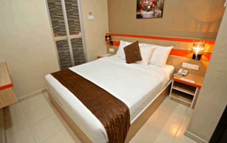 De KPMJ Inn Hotel Johor - Deluxe Room