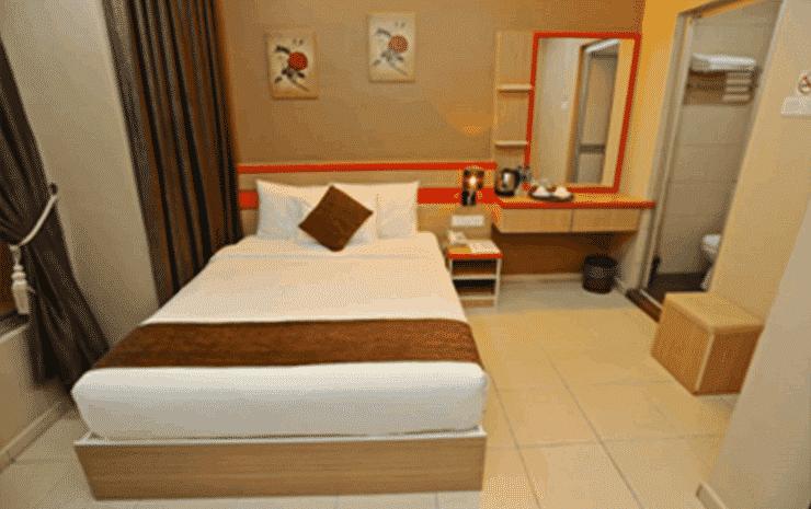 De KPMJ Inn Hotel Johor -