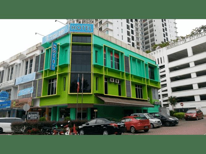 EXTERIOR_BUILDING De KPMJ Inn Hotel
