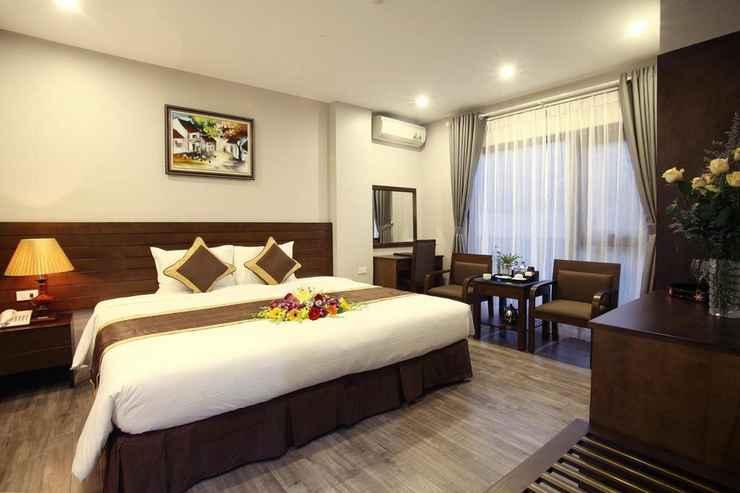 BEDROOM Khách sạn Blue Pearl West