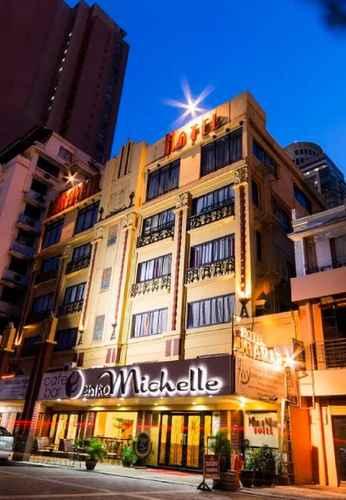 EXTERIOR_BUILDING Miramar Hotel Manila