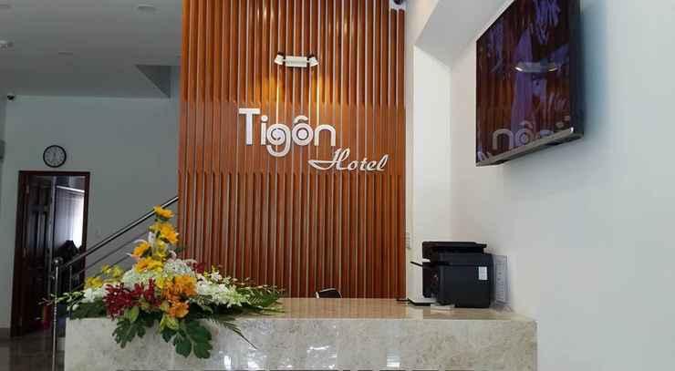 LOBBY Khách sạn Tigon
