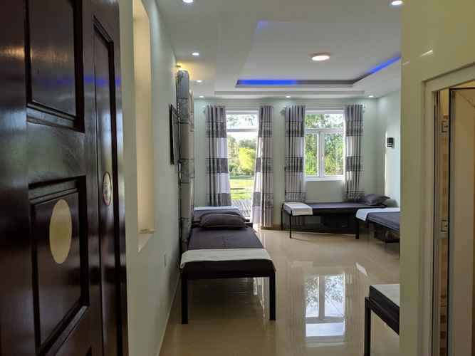 BEDROOM The Light Villa Hoi An