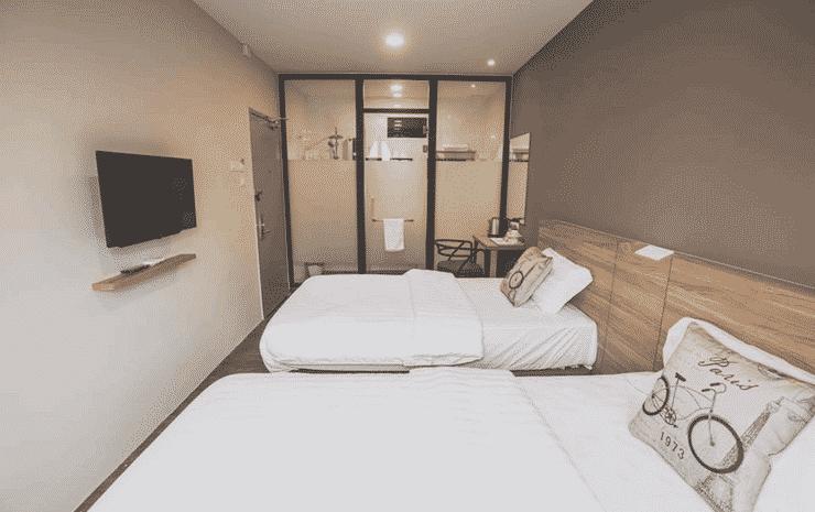 V3 Hotel & Residence Seri Alam Johor - Twin Deluxe Room