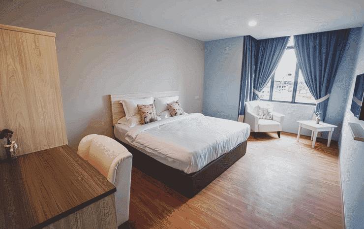 V3 Hotel & Residence Seri Alam Johor - Double Deluxe Room