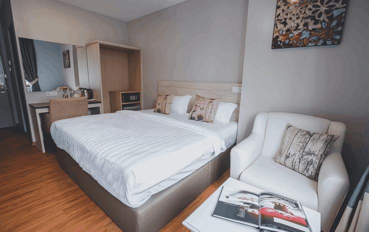 V3 Hotel & Residence Seri Alam Johor - Executive Deluxe Room