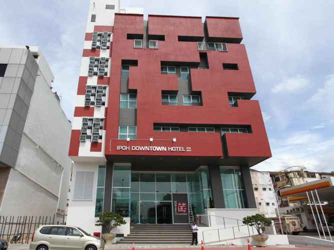 EXTERIOR_BUILDING Ipoh Downtown Hotel