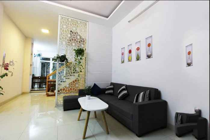 LOBBY Sweet Home In The Young District No.7