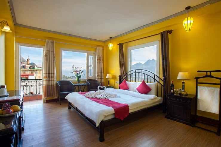 BEDROOM Sapa Topaz Hotel & Spa