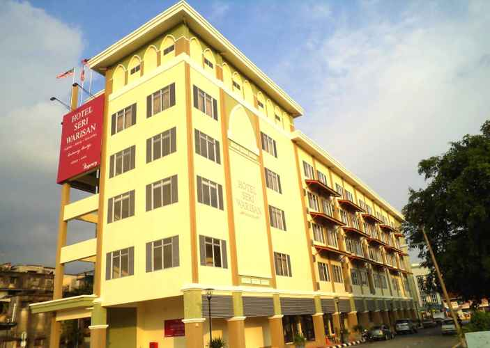 EXTERIOR_BUILDING The Regency Hotel Seri Warisan Taiping