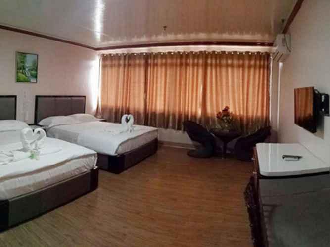 BEDROOM Meaco Royal Hotel - Taytay