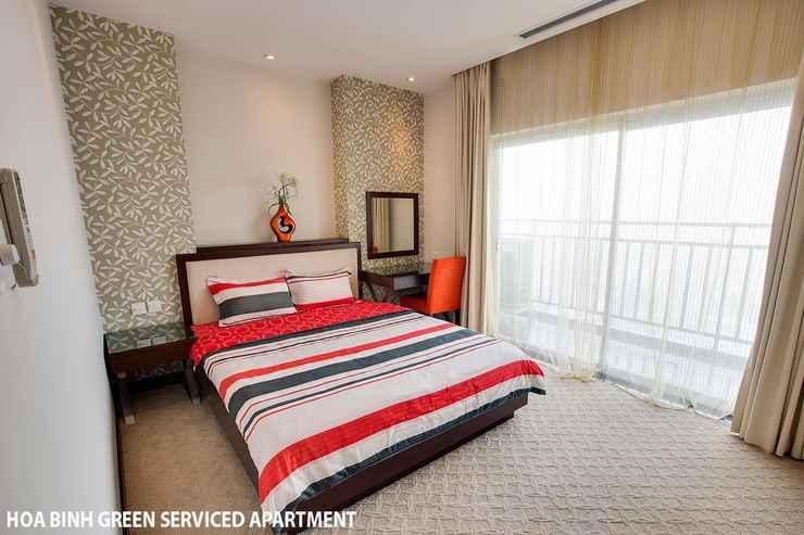 BEDROOM Khách sạn Hòa Bình Green