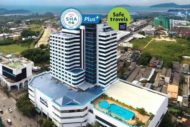 EXTERIOR_BUILDING Royal Phuket City Hotel (SHA Plus+)