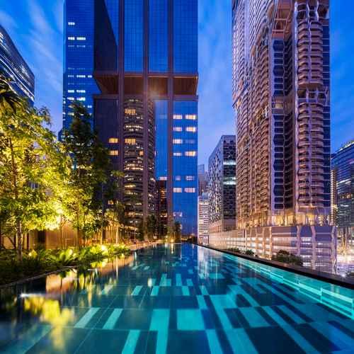 EXTERIOR_BUILDING Oakwood Premier AMTD Singapore
