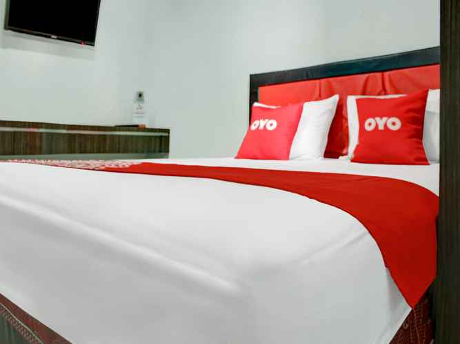 BEDROOM OYO 3848 Kavana Syariah Homestay