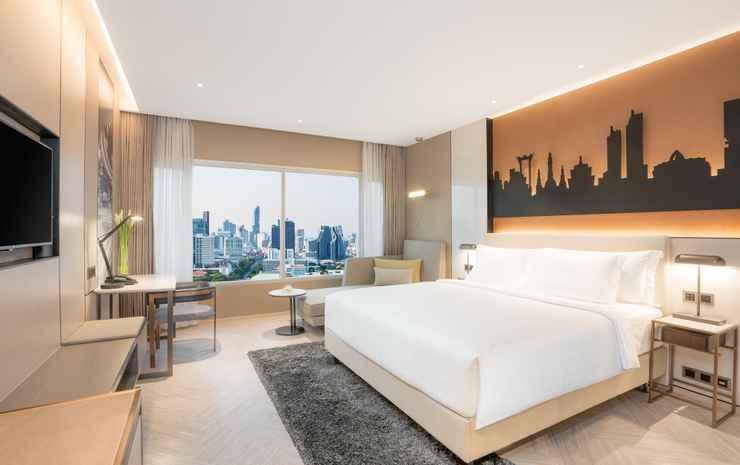 Pathumwan Princess Hotel Bangkok - Grand Deluxe King Room Only