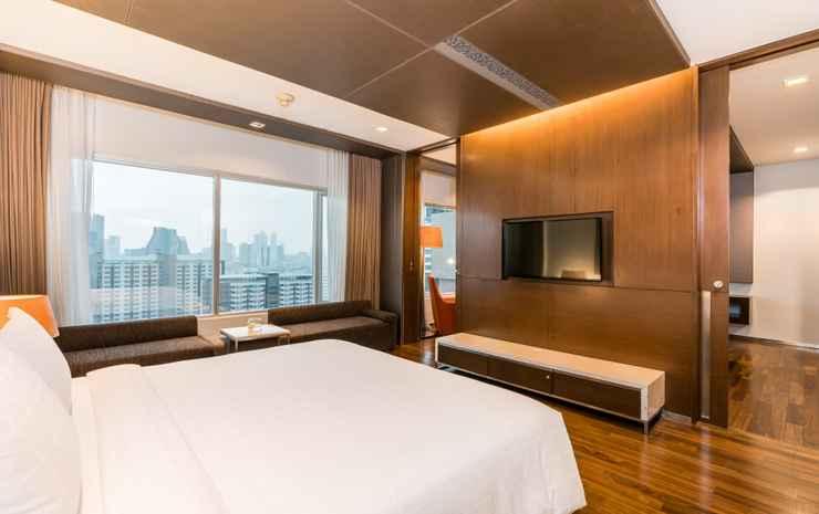 Pathumwan Princess Hotel Bangkok - ExecuPlus Suite King Room Only
