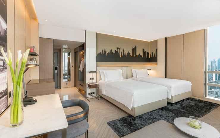 Pathumwan Princess Hotel Bangkok - Grand Deluxe Corner Twin Room Only