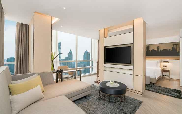 Pathumwan Princess Hotel Bangkok - Executive Terrace Suite Room Only