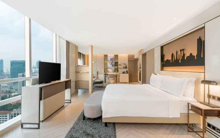Pathumwan Princess Hotel Bangkok - Horizon King Suite Room Only