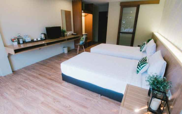 The Pat Hotel Chonburi - Deluxe Sea View Room (King or Twin Bed)