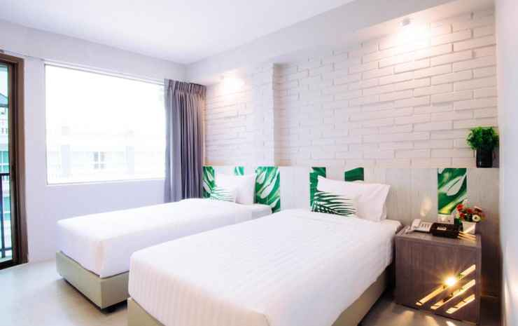The Pat Hotel Chonburi - Superior Pool View Room (King or Twin Bed)