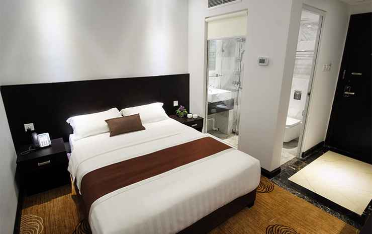 InnB Park Hotel Kuala Lumpur - Standard Queen Room Only With No View