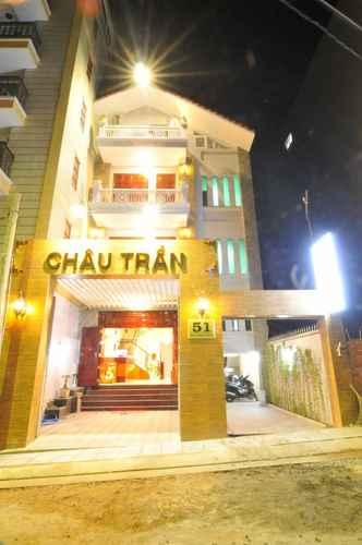 EXTERIOR_BUILDING Khách sạn Châu Trần