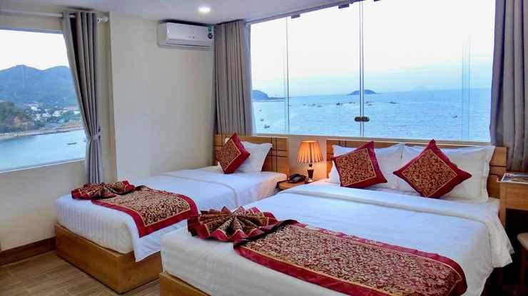 BEDROOM Iridescent Clouds Hotel Nha Trang