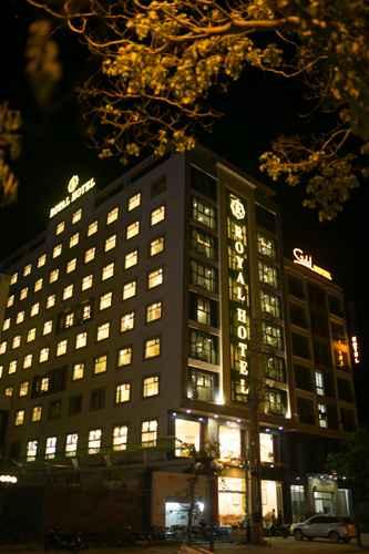 EXTERIOR_BUILDING Khách sạn Royal Sầm Sơn