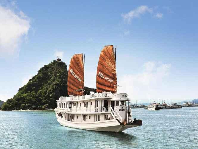 EXTERIOR_BUILDING Du thuyền Rosa Halong