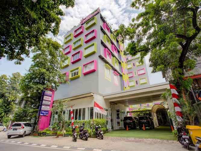 EXTERIOR_BUILDING OYO 4005 Bunga Dahlia Guest House