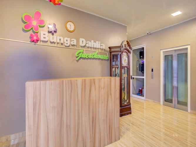 LOBBY OYO 4005 Bunga Dahlia Guest House