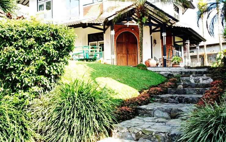 Villa Elbe Cisarua Puncak Bogor - Villa Elbe 2 Bedroom