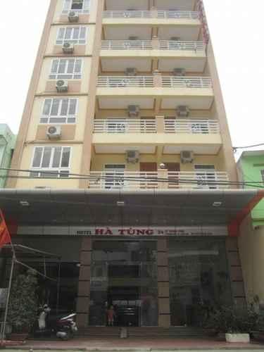 EXTERIOR_BUILDING Khách sạn Hà Tùng