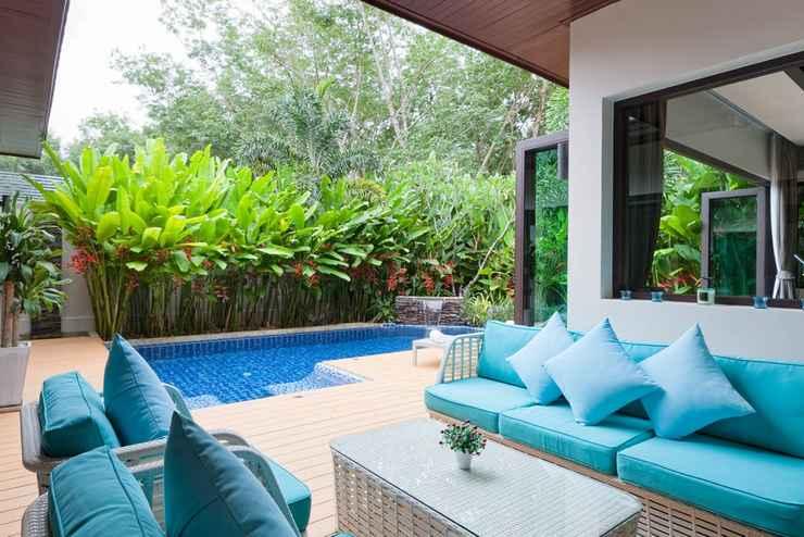 SWIMMING_POOL Inspire Villa Phuket
