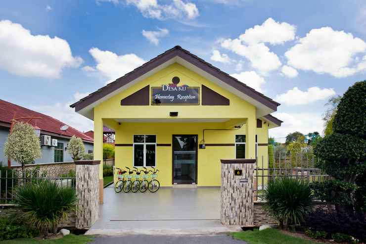 EXTERIOR_BUILDING MBI Desaku Homestay