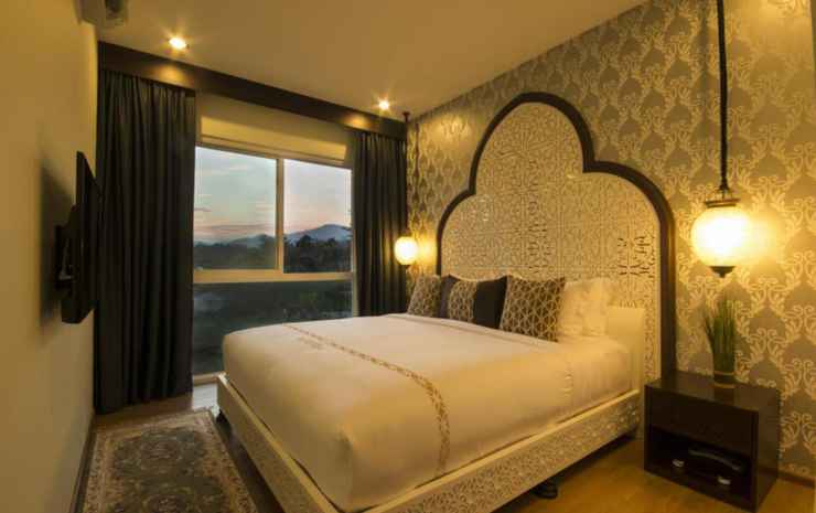 The Grand Morocc Hotel Chiang Mai - Deluxe One Bedroom Suite 1 Double bed Room Only