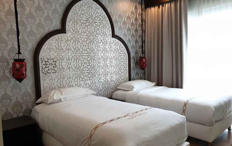 The Grand Morocc Hotel Chiang Mai - Deluxe One Bedroom Suite 2 Twin beds Room Only