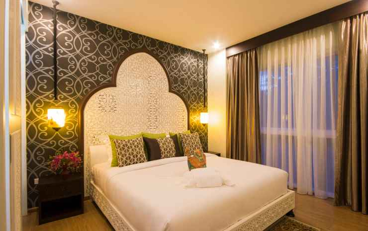The Grand Morocc Hotel Chiang Mai - Family Two Bedroom Suite