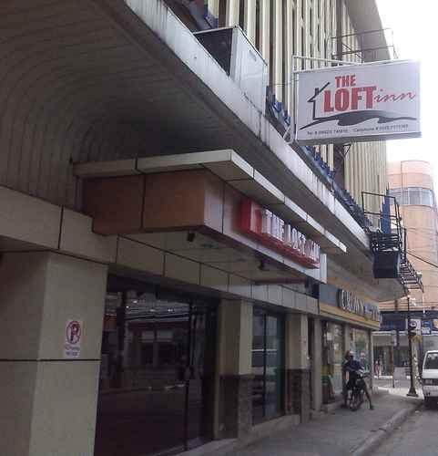 EXTERIOR_BUILDING The Loft Inn