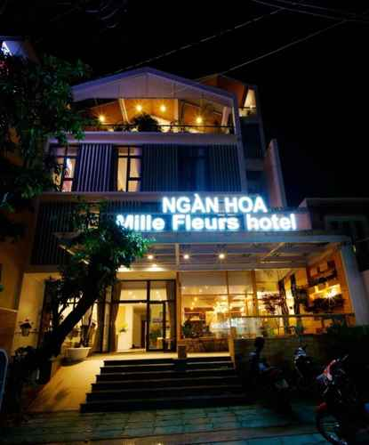 EXTERIOR_BUILDING Ngan Hoa - Mille Fleurs Hotel