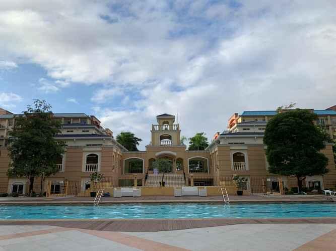 EXTERIOR_BUILDING Chateau Elysee Cozy Condominium