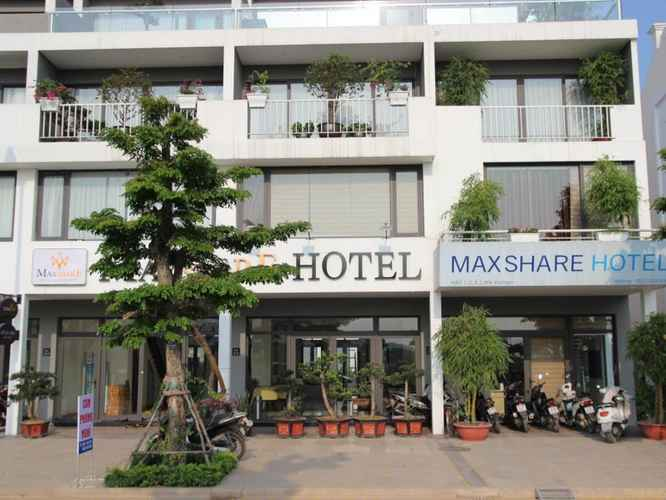 EXTERIOR_BUILDING Maxshare Hotel & Serviced Apartments