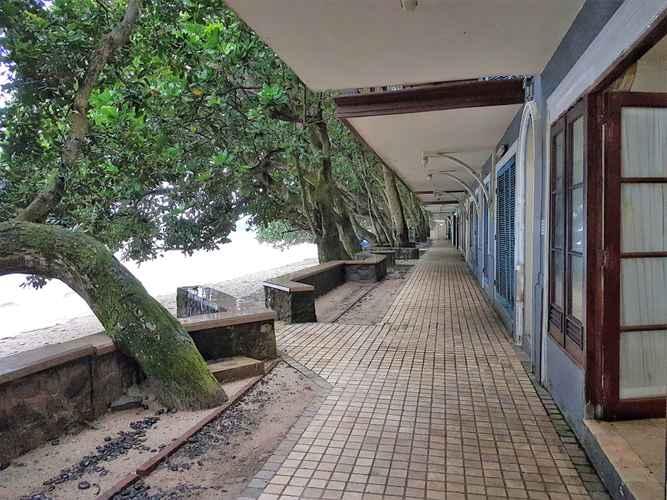 EXTERIOR_BUILDING Carita Anyer Beach Condominium