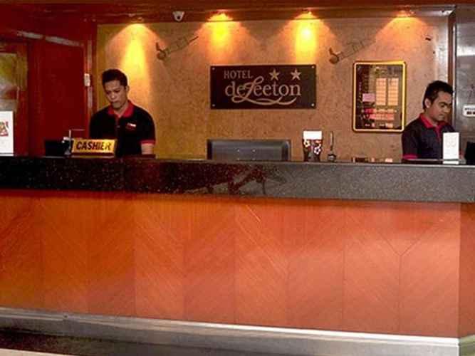 LOBBY Hotel Deleeton Kota Kinabalu
