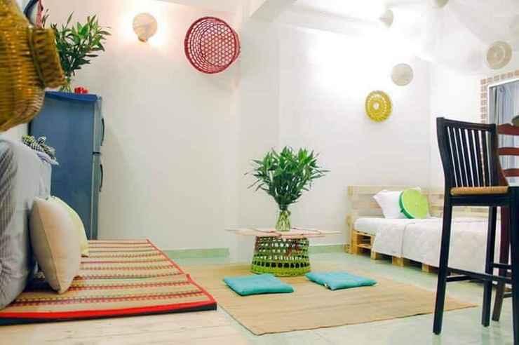 LOBBY Vietnam Pallet Apartments