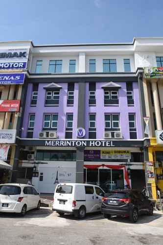 EXTERIOR_BUILDING Merrinton Hotel Temerloh
